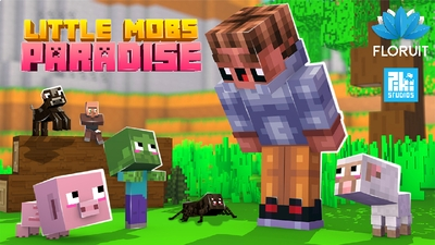 Little Mobs Paradise on the Minecraft Marketplace by Piki Studios