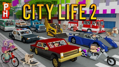 City Life 2 on the Minecraft Marketplace by PixelHeads
