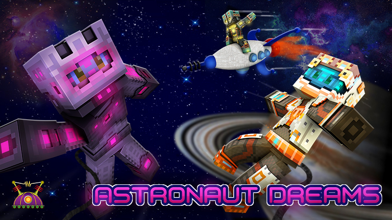 Astronaut Dreams on the Minecraft Marketplace by Cleverlike