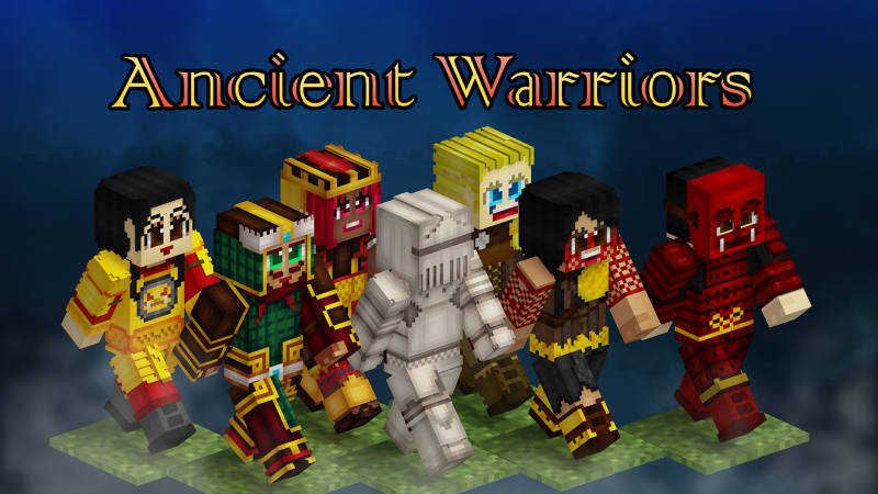 Ancient Warriors on the Minecraft Marketplace by BLOCKLAB Studios