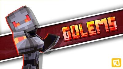 Golems on the Minecraft Marketplace by Kuboc Studios
