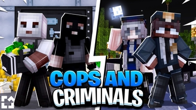 Cops and Criminals on the Minecraft Marketplace by Fall Studios