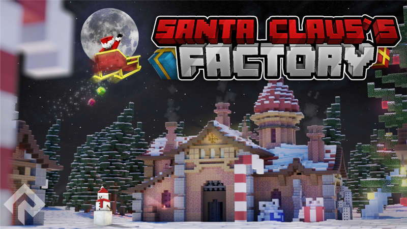 Santa Clauss Factory on the Minecraft Marketplace by RareLoot