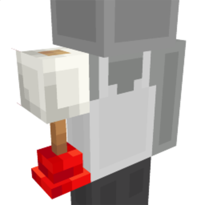 Toilet Paper Arms on the Minecraft Marketplace by Team Vaeron
