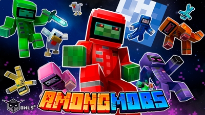 Among Mobs on the Minecraft Marketplace by Owls Cubed