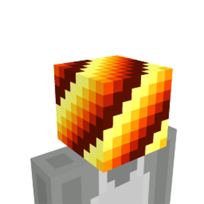 Hot Head on the Minecraft Marketplace by The World Foundry