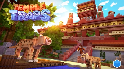 Temple Traps on the Minecraft Marketplace by CubeCraft Games