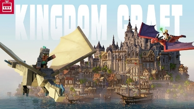 Kingdom Craft on the Minecraft Marketplace by TNTgames