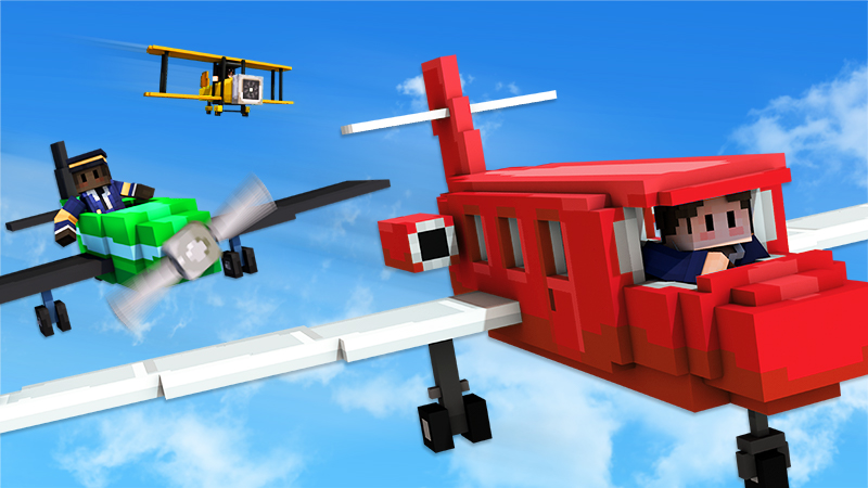 Planes  on the Minecraft Marketplace by InPvP