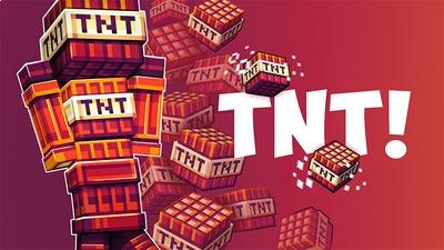 TNT on the Minecraft Marketplace by Blocky