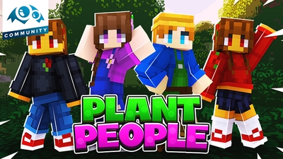 Plant People on the Minecraft Marketplace by Monster Egg Studios