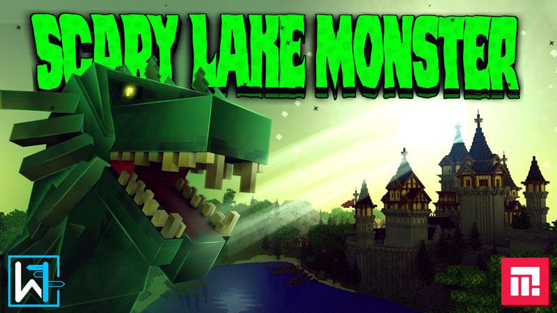 Scary Lake Monster