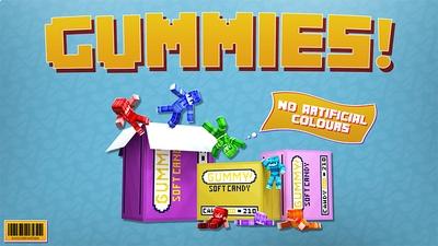 Gummies on the Minecraft Marketplace by Aurrora