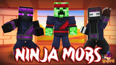 Ninja Mobs on the Minecraft Marketplace by Magefall