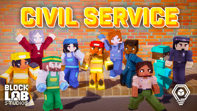 Civil Service on the Minecraft Marketplace by BLOCKLAB Studios