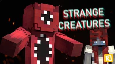 Strange Creatures on the Minecraft Marketplace by Kuboc Studios