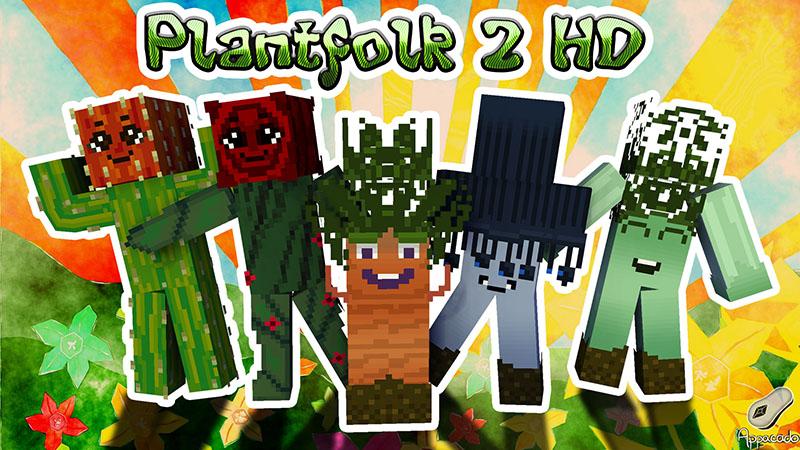Plantfolk 2 HD on the Minecraft Marketplace by Appacado