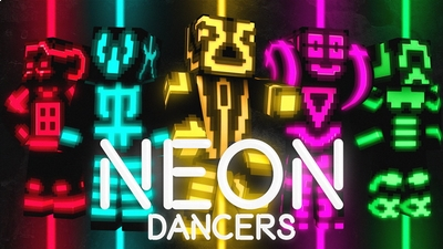 Neon Dancers 2 on the Minecraft Marketplace by Impulse