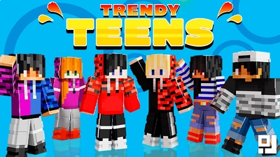 Trendy Teens on the Minecraft Marketplace by inPixel