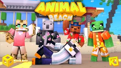Animal Beach on the Minecraft Marketplace by Black Arts Studio
