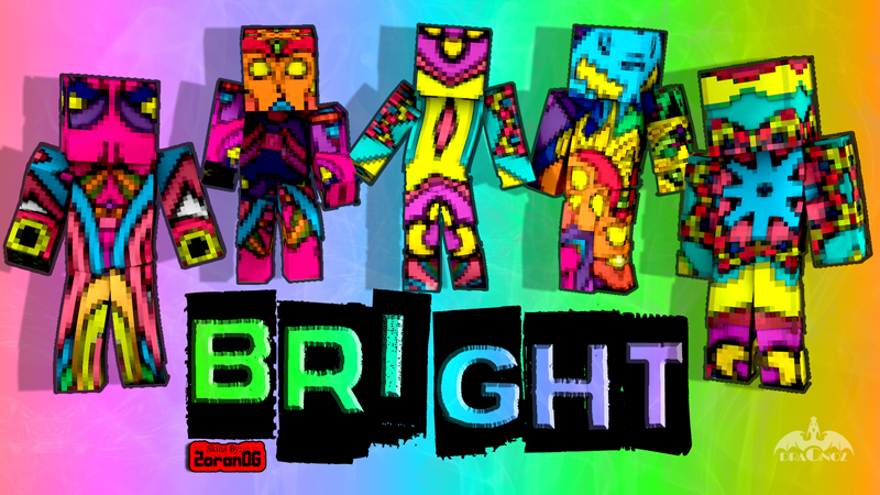 Bright on the Minecraft Marketplace by Dragnoz