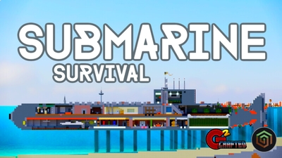 Submarine Survival on the Minecraft Marketplace by G2Crafted