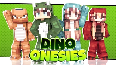 Dino Onesies on the Minecraft Marketplace by Cypress Games