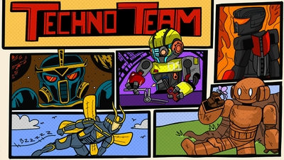 Techno Team on the Minecraft Marketplace by BBB Studios