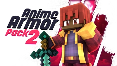 Anime Armor Pack 2 on the Minecraft Marketplace by Glowfischdesigns