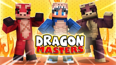 Dragon Masters on the Minecraft Marketplace by The Lucky Petals