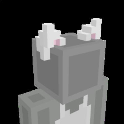 Anime Kitten Ears on the Minecraft Marketplace by Tetrascape