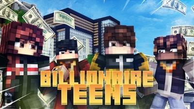 Billionaire Teens on the Minecraft Marketplace by Fall Studios