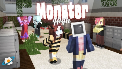 Monster High on the Minecraft Marketplace by NovaEGG