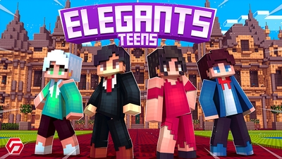 Elegants Teens on the Minecraft Marketplace by Diluvian