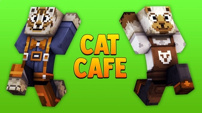 Cat Cafe on the Minecraft Marketplace by 57Digital
