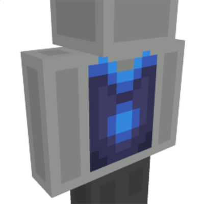Blue Tanktop on the Minecraft Marketplace by Builders Horizon