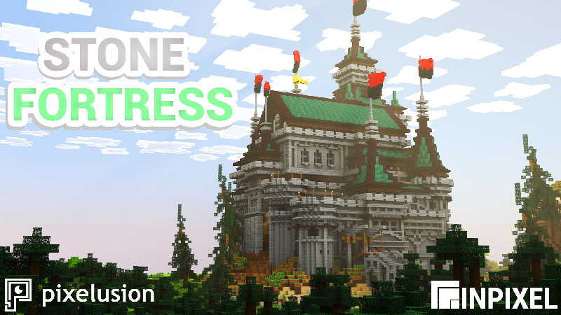 Stone Fortress on the Minecraft Marketplace by Pixelusion