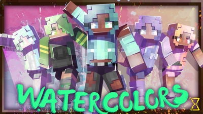 Watercolors on the Minecraft Marketplace by Hourglass Studios