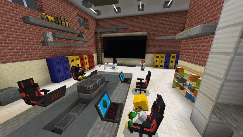 Hacker School - Roleplay by BLOCKLAB Studios