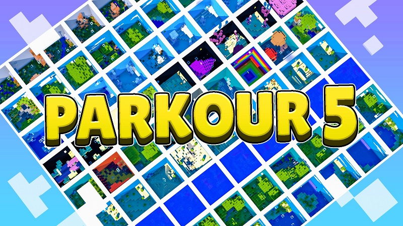 Parkour 5 on the Minecraft Marketplace by BBB Studios