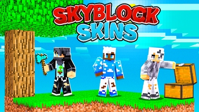 SkyBlock Skins on the Minecraft Marketplace by The Lucky Petals