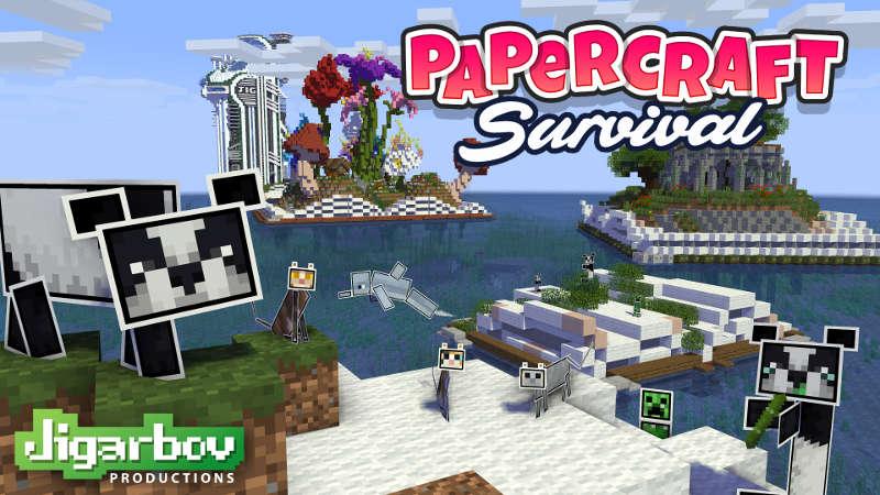 Papercraft Survival