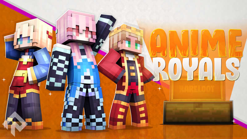 Anime Royals on the Minecraft Marketplace by RareLoot