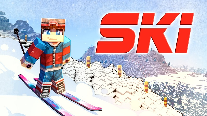 Ski on the Minecraft Marketplace by Lifeboat