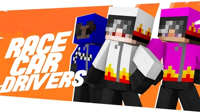 Race Car Drivers on the Minecraft Marketplace by ChewMingo
