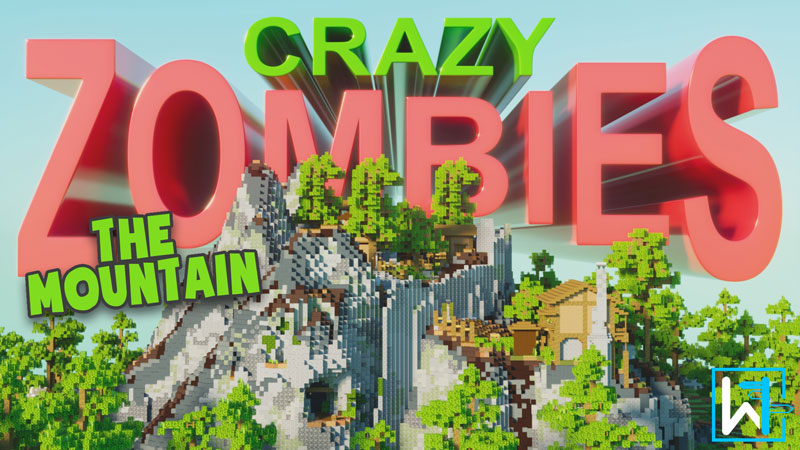 Crazy Zombies: The Mountain