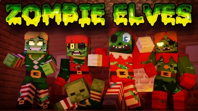 Zombie Elves on the Minecraft Marketplace by Dig Down Studios