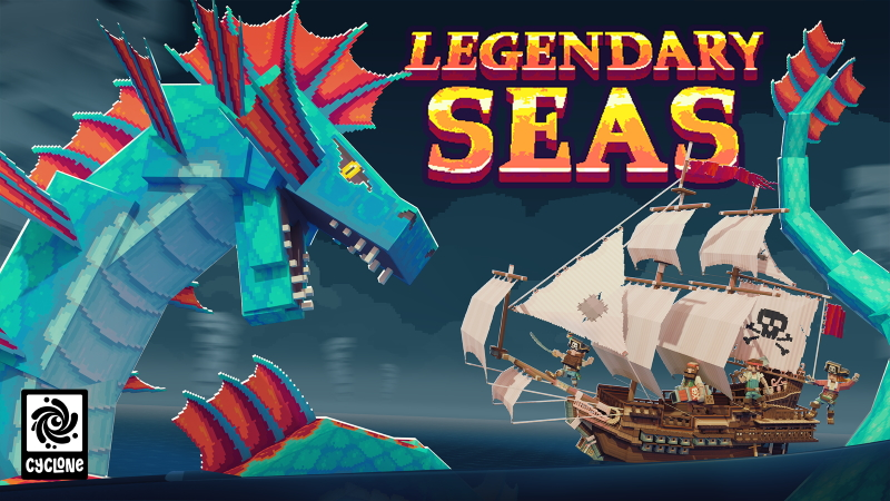 Legendary Seas on the Minecraft Marketplace by Cyclone