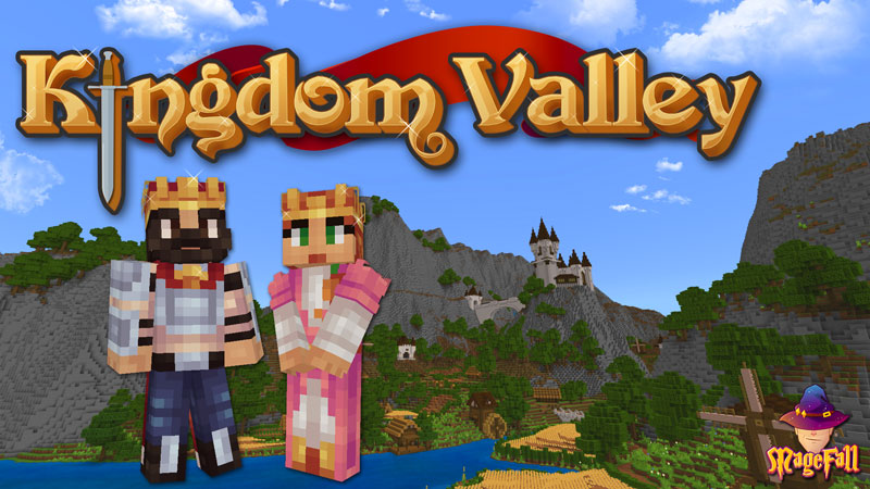 Kingdom Valley on the Minecraft Marketplace by Magefall