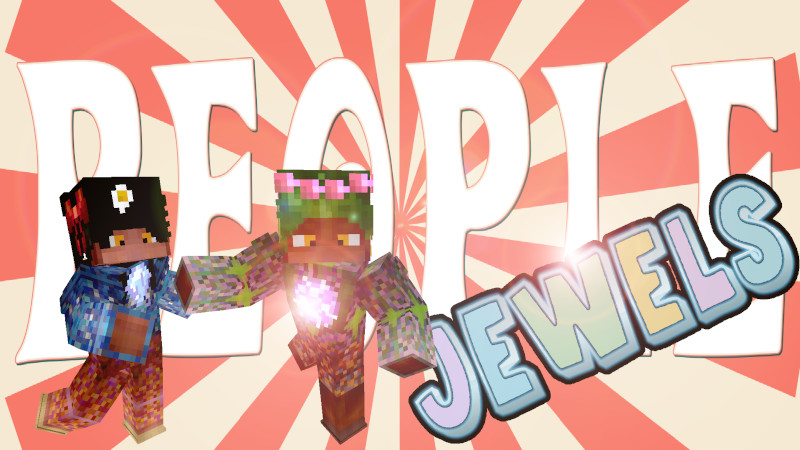 People Jewels on the Minecraft Marketplace by The World Foundry